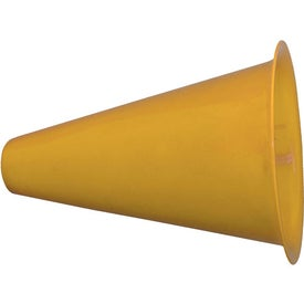Megaphone with Imprinted Cap for Your Organization
