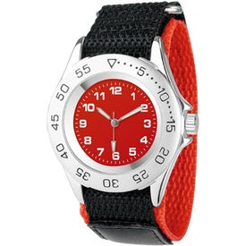 Men's All-Sport Canvas Band Watch for your School