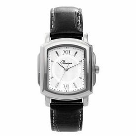 Classic Watch with Cowhide Band