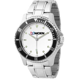 Men's Diver Design Watch (Stainless Steel)