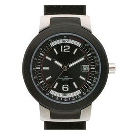 Men's Solid Steel Watch for Advertising