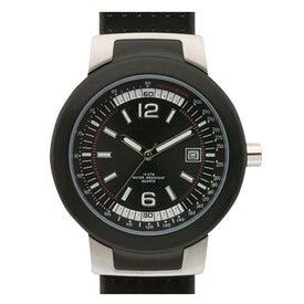 Men's Solid Steel Watch for Advertising