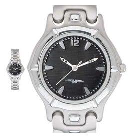 Printed Water Resistant Men's Watch Bracelet Style