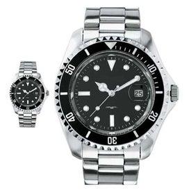 Personalized Men's Personalized Watch Bracelet Style