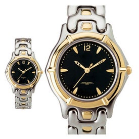 Monogrammed Men's Watch Bracelet Style