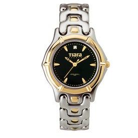 Men's Watch Two Tone Bracelet Style