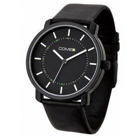 Black Finish Men's Watch