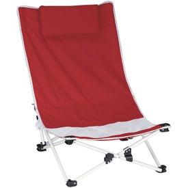 Mesh Beach Chair for Marketing