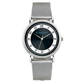 Water Resistant Mesh Bracelet Styles Mens Watch