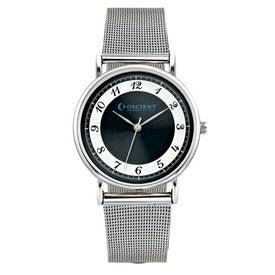 Water Resistant Mesh Bracelet Styles Mens Watch