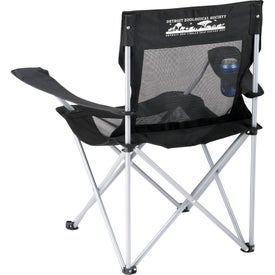 Mesh Camping Chair for Your Company