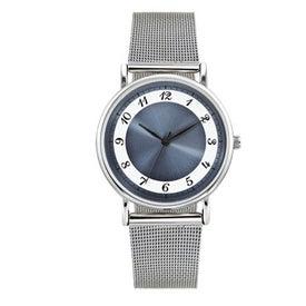 Monogrammed Personalized Mesh Bracelet Styles Womens Watch