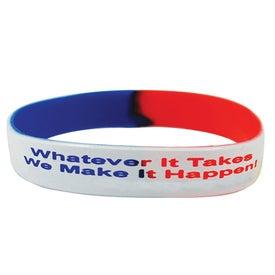 Messenger Bracelet for Your Organization