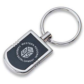 Metal Badge Key Holder