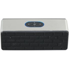 Metal Bluetooth Brick Speaker