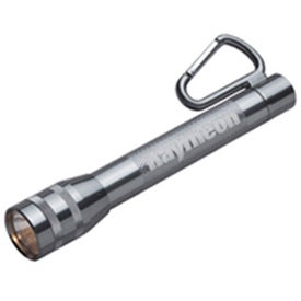 Personalized Metal Carabiner Flashlight