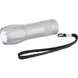 Customized Customizable Metal LED Flashlight