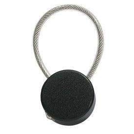 Metal Key Tag for Advertising