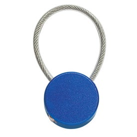 Metal Key Tag with Your Logo