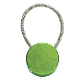 Metal Key Tag for Your Company