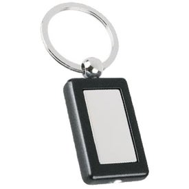 Metal Light Key Tag Giveaways