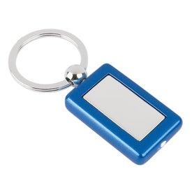 Customized Metal Light Key Tag