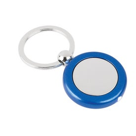 Metal Light Key Tag for Your Church