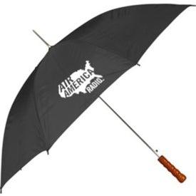 Personalized Metal Shaft Sport Umbrella