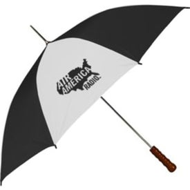 Customized Metal Shaft Sport Umbrella