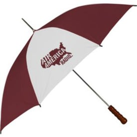 Metal Shaft Sport Umbrella for Your Church