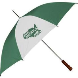 Promotional Metal Shaft Sport Umbrella