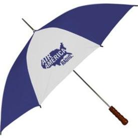 Metal Shaft Sport Umbrella for Promotion
