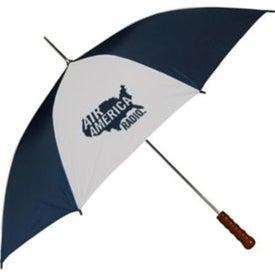 Metal Shaft Sport Umbrella for your School