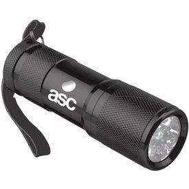 Advertising Metals flashlight