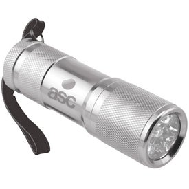Branded Metals flashlight