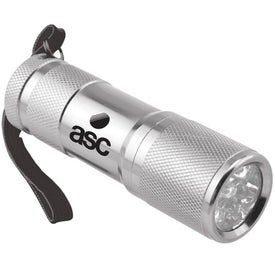 Promotional Metals flashlight