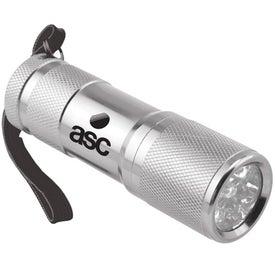 Promotional Metals flashlight