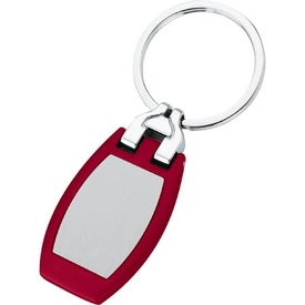 Personalized Metal Key Tag Giveaways