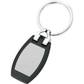 Customized Personalized Metal Key Tag