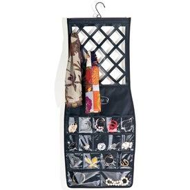 Mia Little Black Pencil Skirt Accessory Organizer for Customization