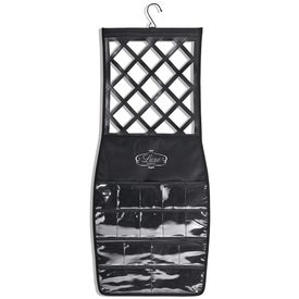 Mia Little Black Pencil Skirt Accessory Organizer
