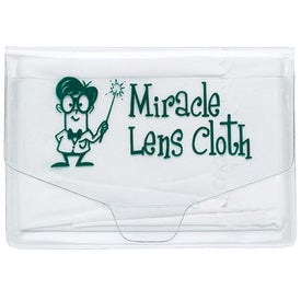 Micofiber Lens Cleaner with Pouch Giveaways