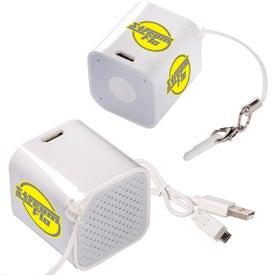 Micro-Boom Bluetooth Speaker