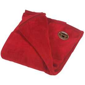 Micro Coral Fleece Blanket for Your Organization
