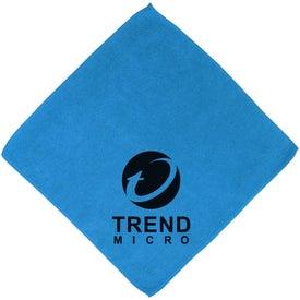 Micro Fiber Wash Cloth for Customization