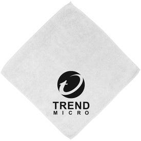 Advertising Micro Fiber Wash Cloth
