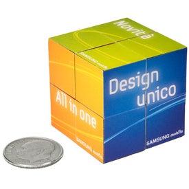 Printed Micro Krazy Cube