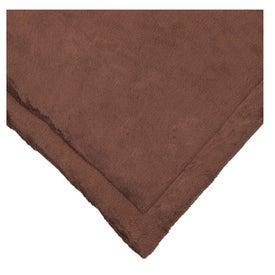 Imprinted Micro Mink Blanket