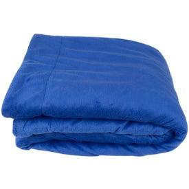 Branded Micro Mink Sherpa Blankets