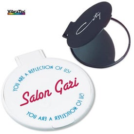 Micro Mirror with Your Slogan